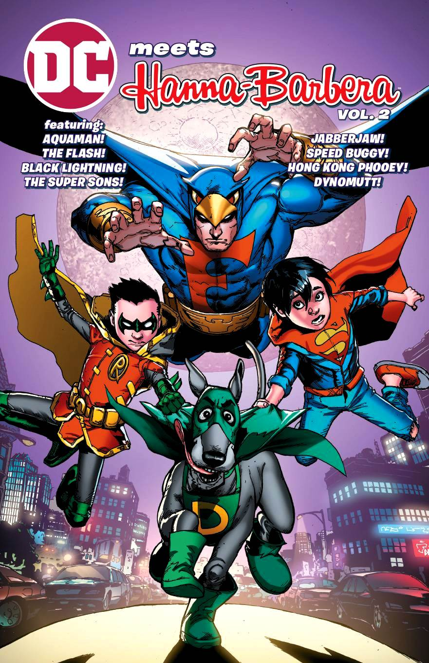 DC Meets Hanna Barbera Volume 2