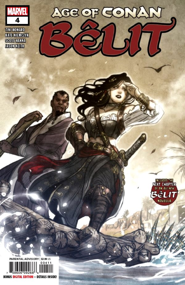 Age of Conan: Belit, Queen of the Black Coast #4 (of 5)