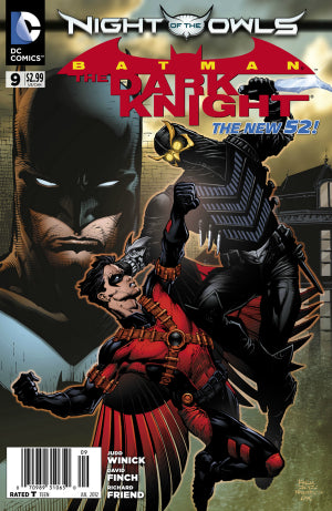 Batman: The Dark Knight (The New 52) #09