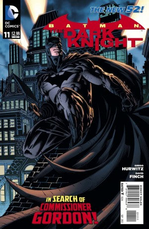 Batman: The Dark Knight (The New 52) #11