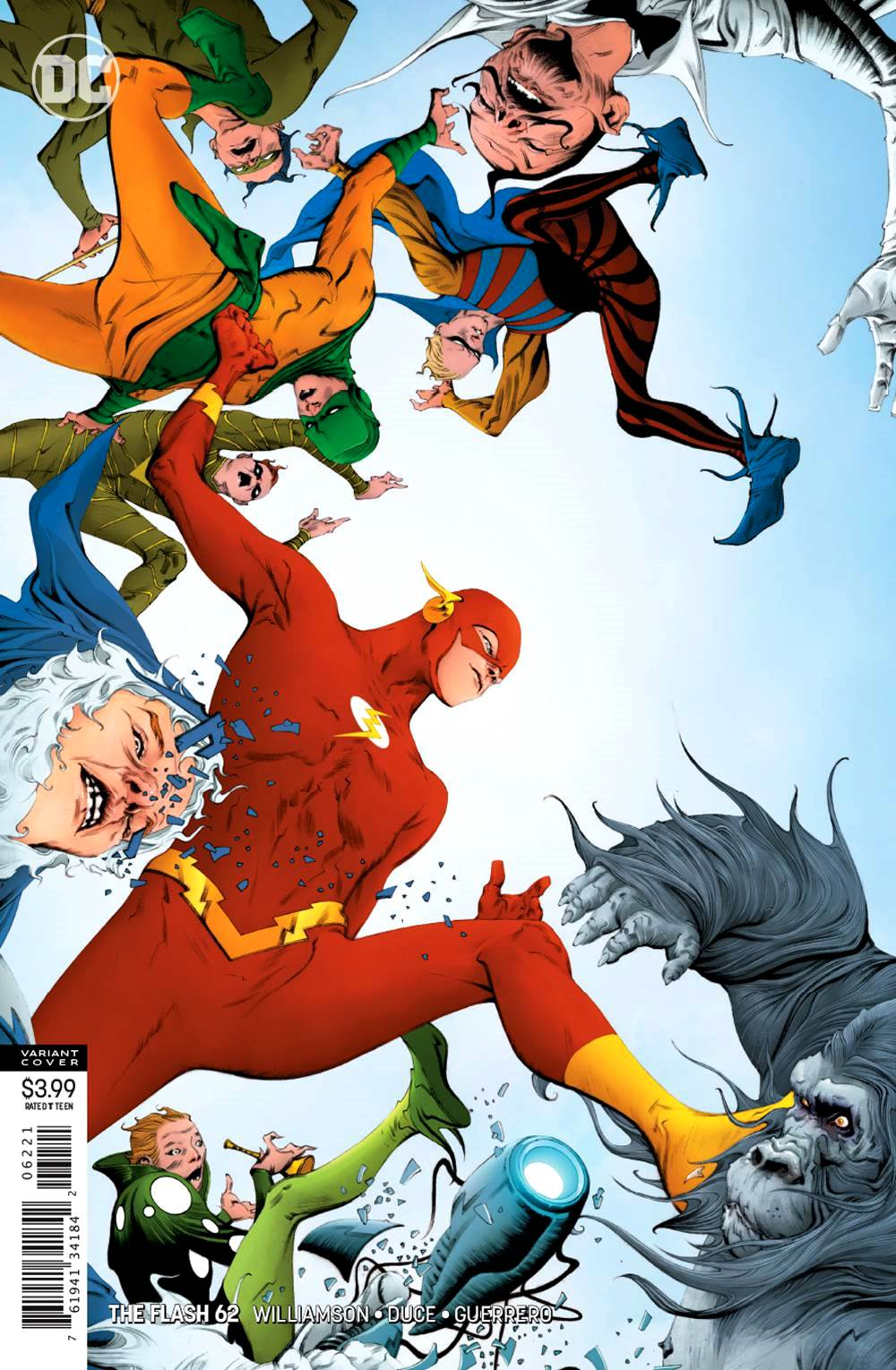 Flash #62 Variant