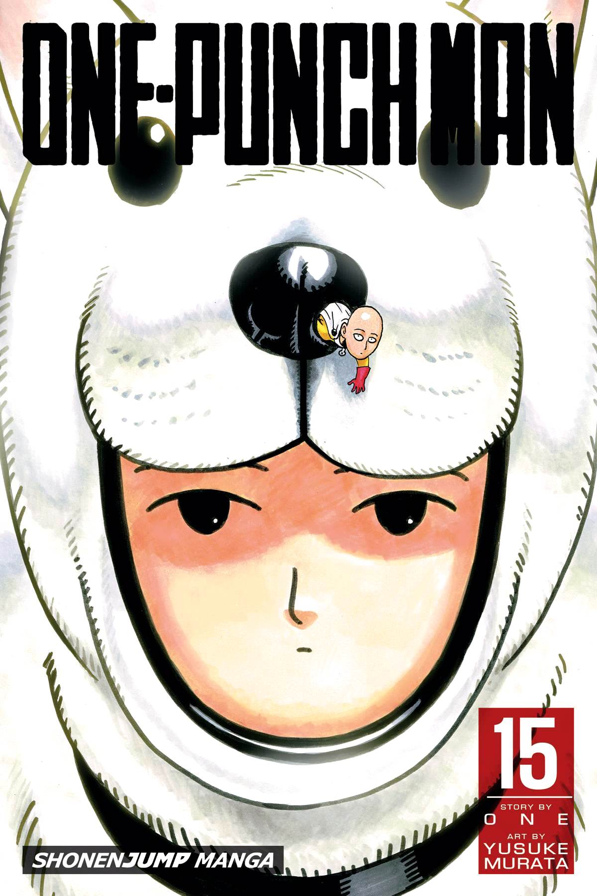 One-Punch Man Volume 15