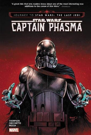 Star Wars - The Journey Star Wars: The Last Jedi - Captain Phasma HC