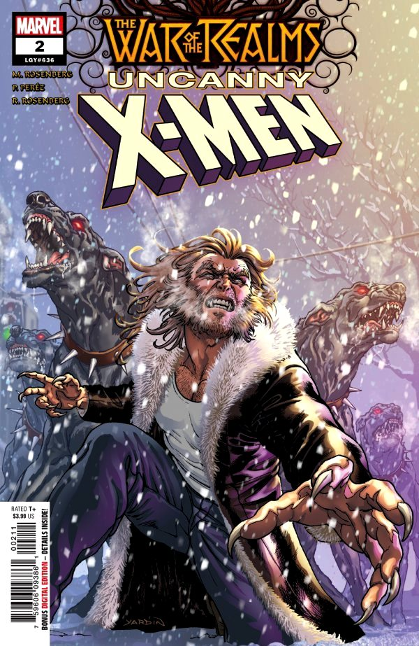 War of the Realms: Uncanny X-Men (2019) #2 (of 3)