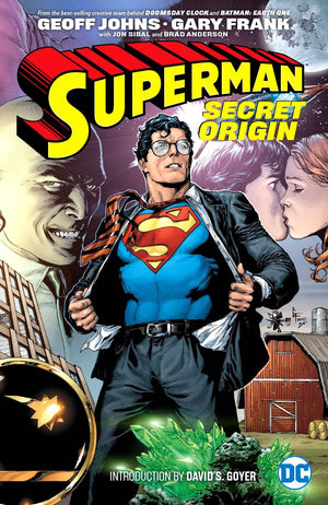 Superman: Secret Origin (2009)
