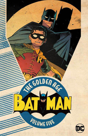 Batman: The Golden Age Volume 5