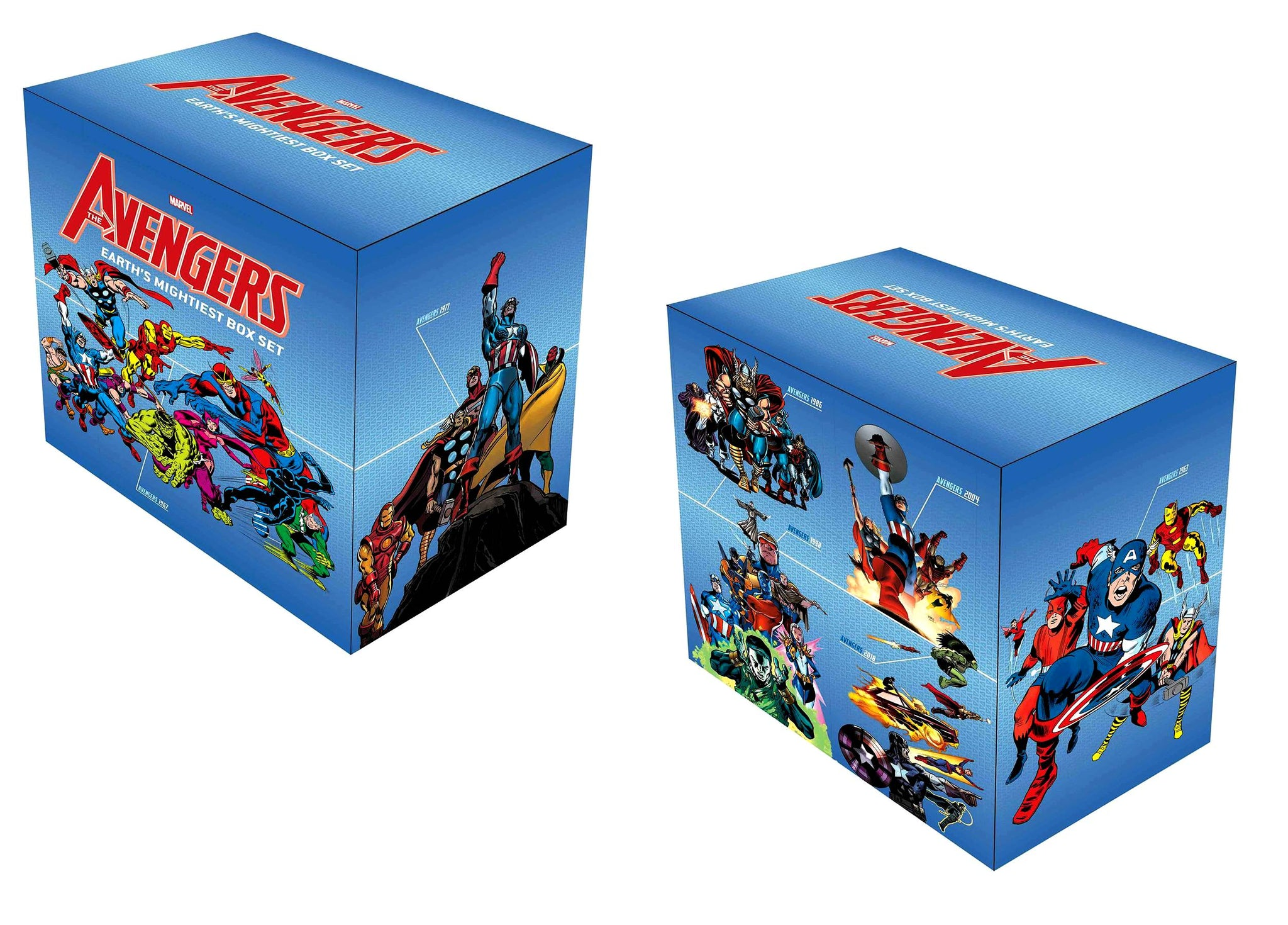 Avengers: Earth's Mightiest Box Set