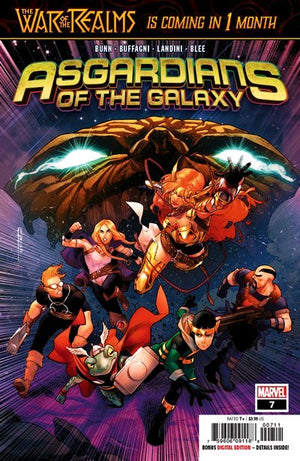 Asgardians of the Galaxy (2018) #7
