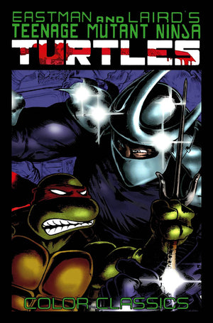 Teenage Mutant Ninja Turtles Color Classics Volume 2