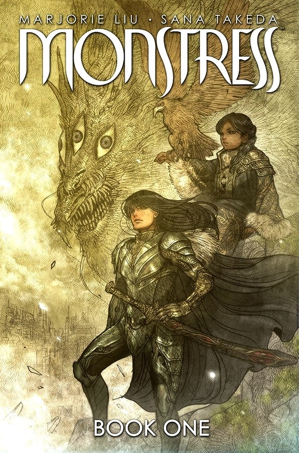 Monstress (2018) Book 1 HC