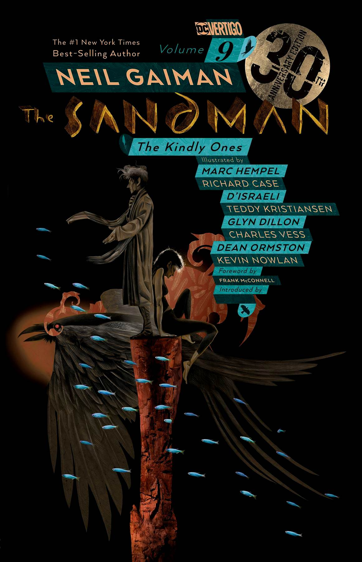 Sandman 30th Anniversary Edition Volume 09: The Kindly One