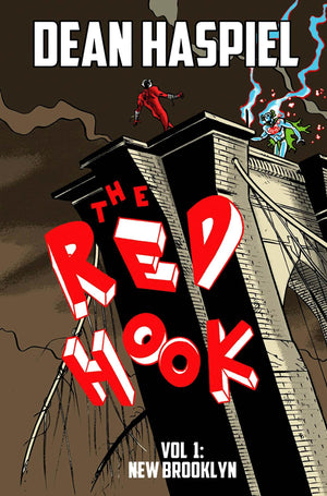 Red Hook Volume 1: New Brooklyn