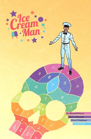 Ice Cream Man Volume 3: Hopscotch Melange