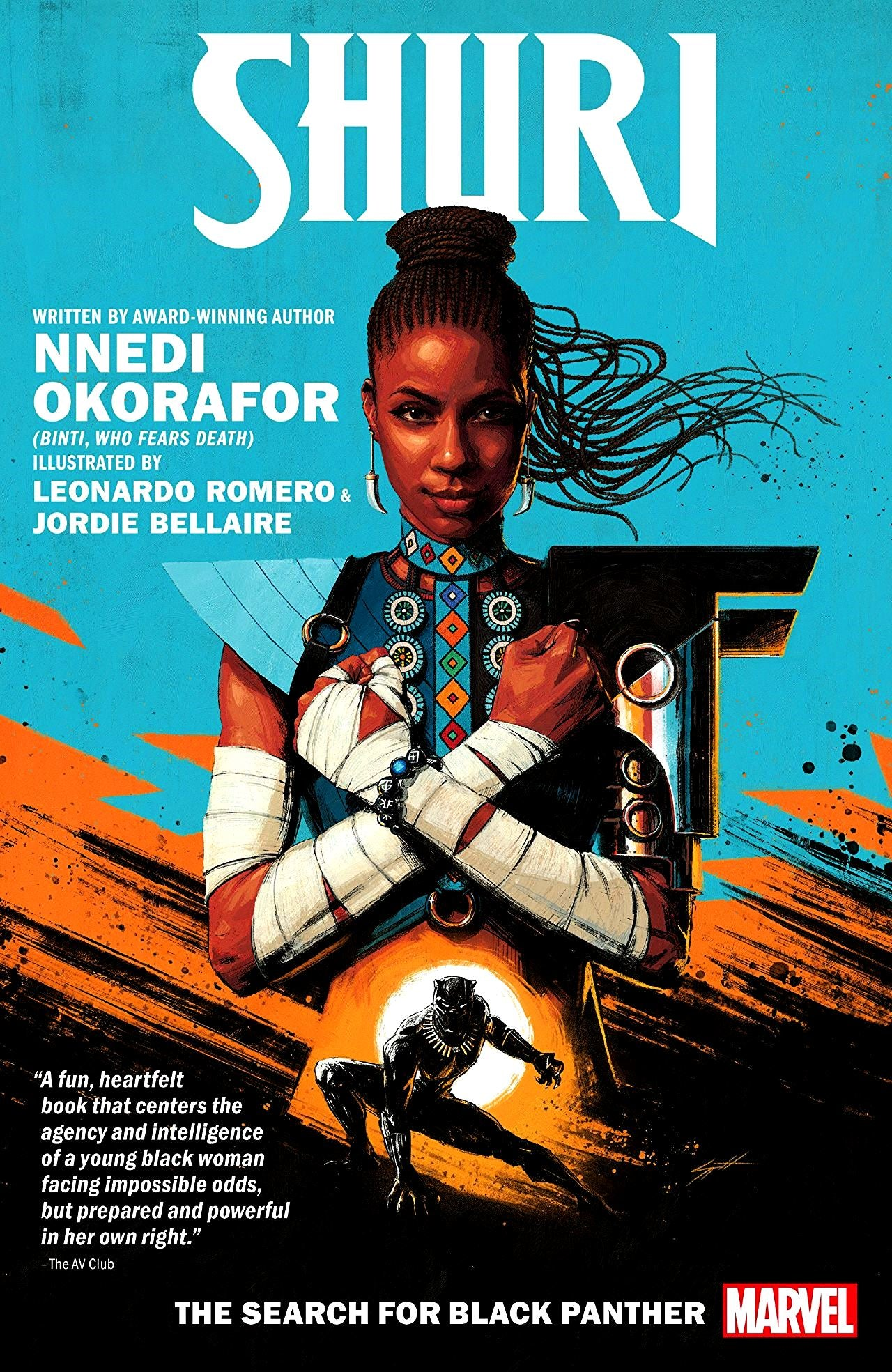 Shuri (2018) Volume 1: The Search for Black Panther