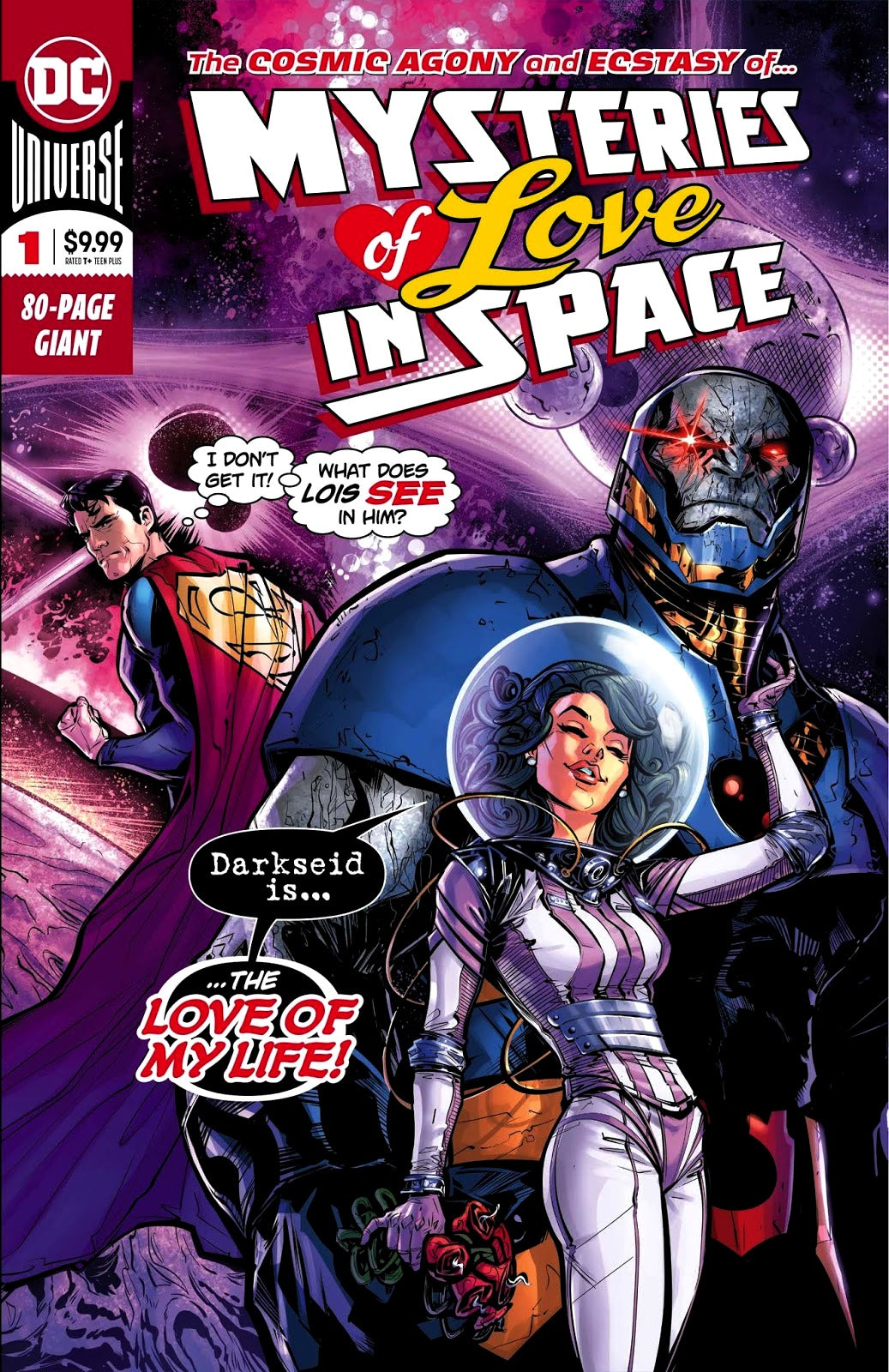 Mysteries of Love in Space #1 (One-Shot)