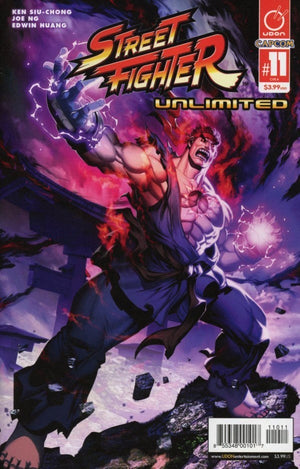 Street Fighter Unlimited (2015) #11