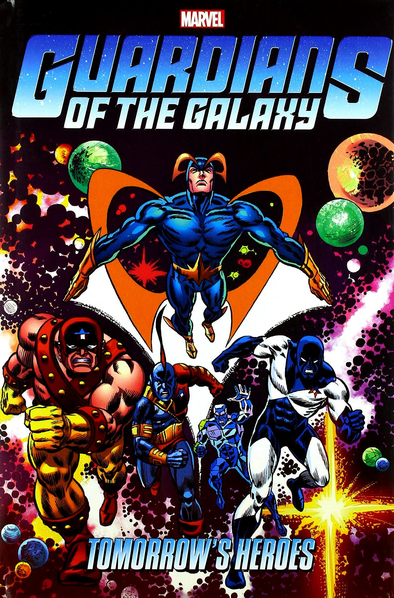 Guardians of the Galaxy: Tomorrow's Heroes Omnibus HC