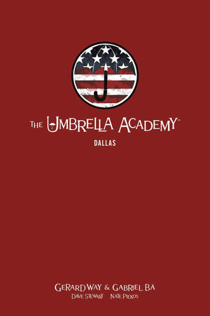 Umbrella Academy Library Edition Volume 2: Dallas HC