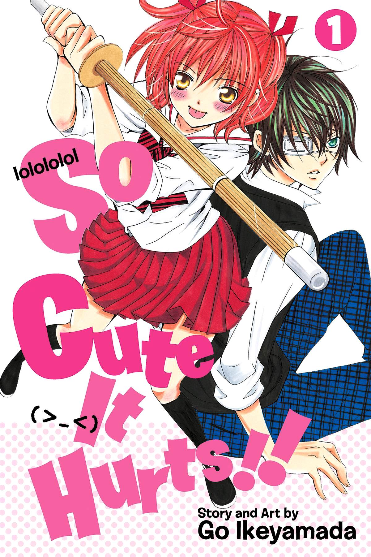 So Cute It Hurts! Volume 01