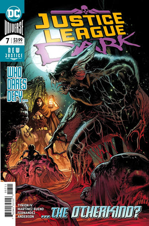 Justice League Dark (2018) #07