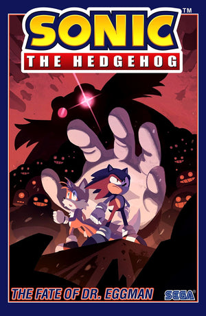 Sonic The Hedgehog Volume 2: The Fate of Dr. Eggman