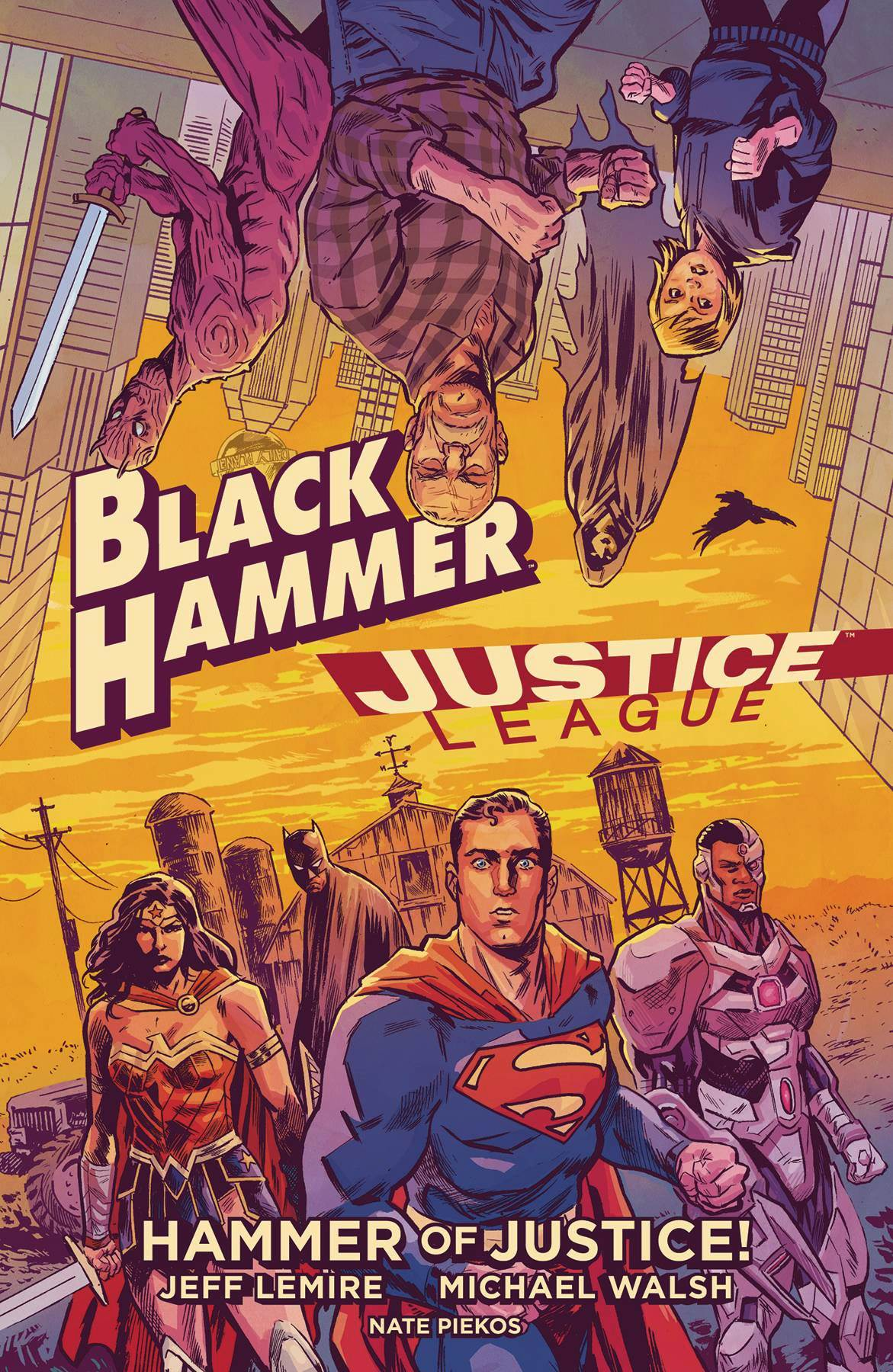 Black Hammer / Justice League: Hammer of Justice! (2019) HC