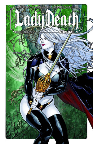 Lady Death (Ongoing) Volume 1