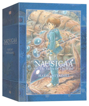 Nausicaa of the Valley of the Wind - Box Set