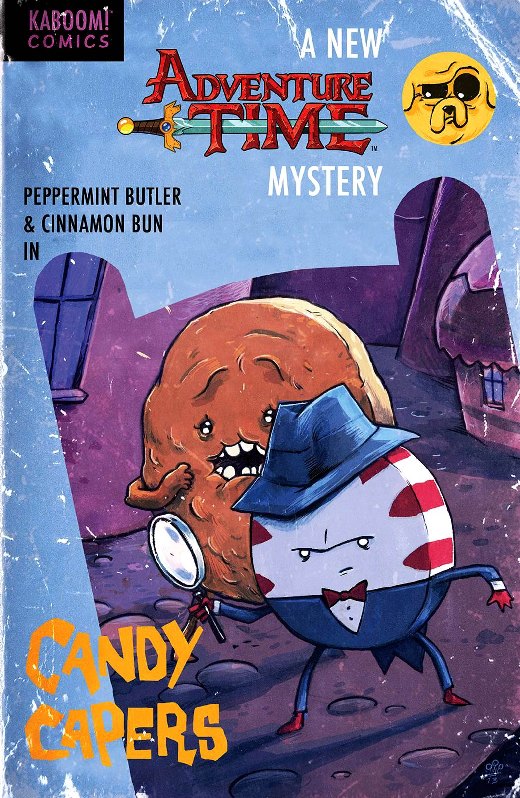 Adventure Time: Candy Capers Volume 1