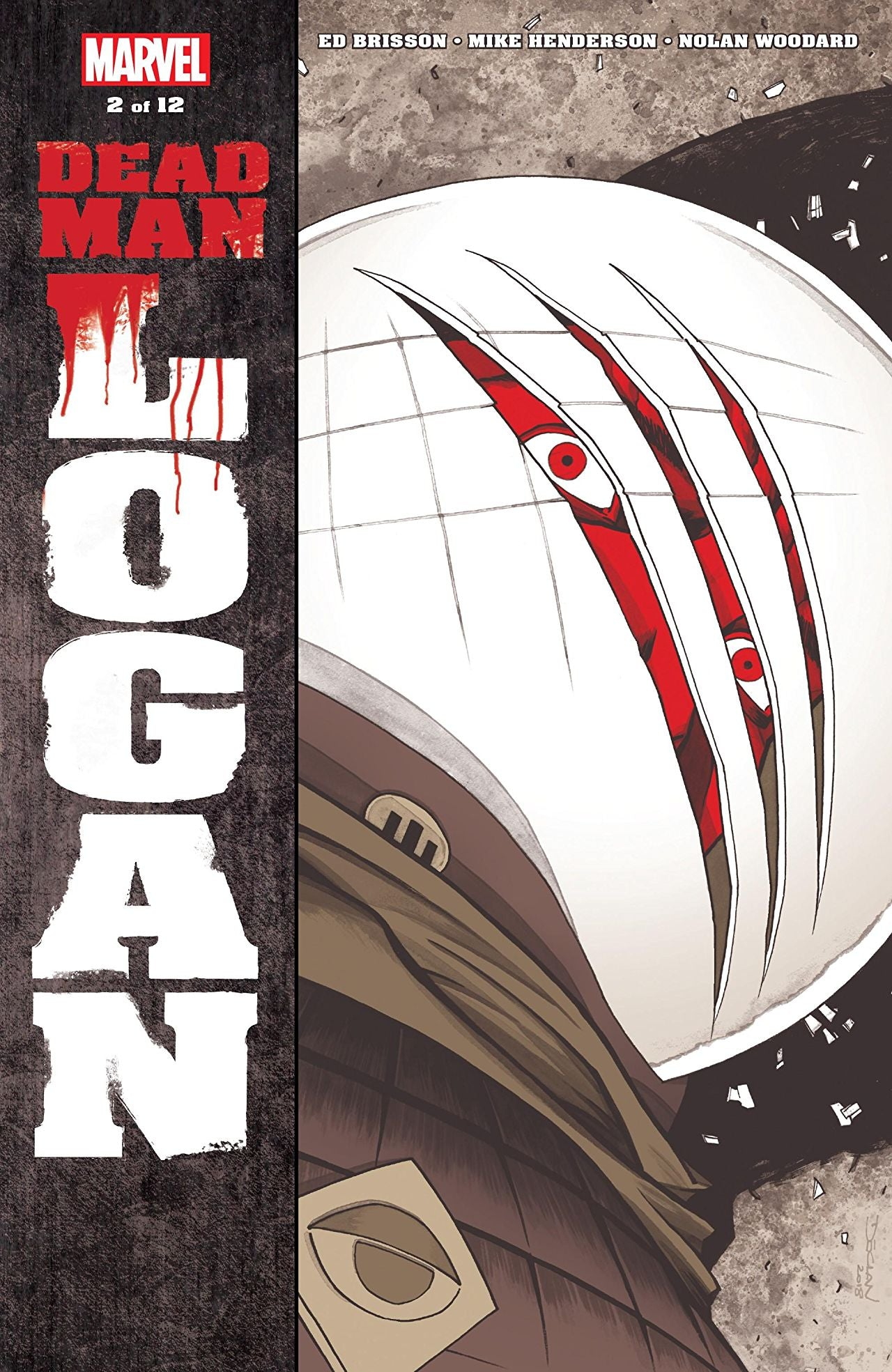 5th Week Special: Dead Man Logan (2018) #2 (of 12)