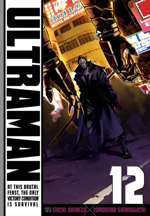 Ultraman Volume 12