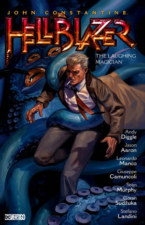 Hellblazer Volume 21: The Laughing Magician