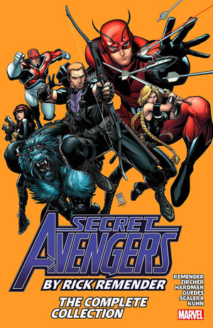 Secret Avengers (2010) by Rick Remender - The Complete Collection