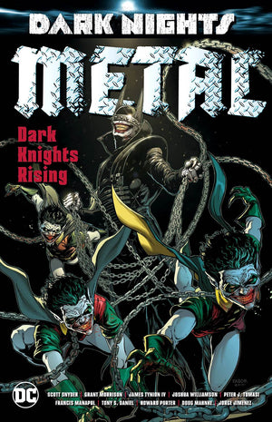 Dark Nights: Metal - Dark Knights Rising