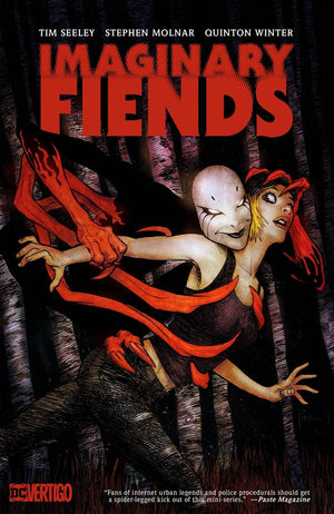 Imaginary Fiends (2017)