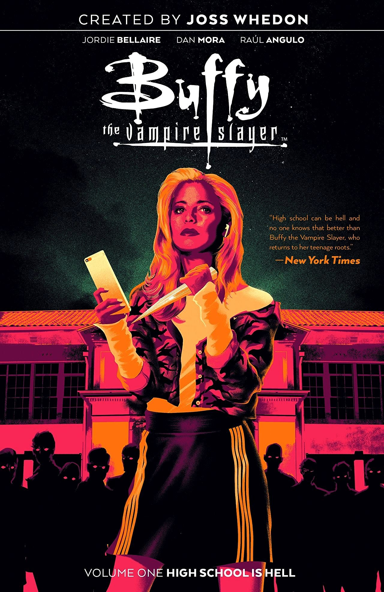 Buffy the Vampire Slayer (2019) Volume 1: High School is Hell