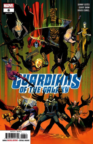 Guardians of the Galaxy (2019) #06