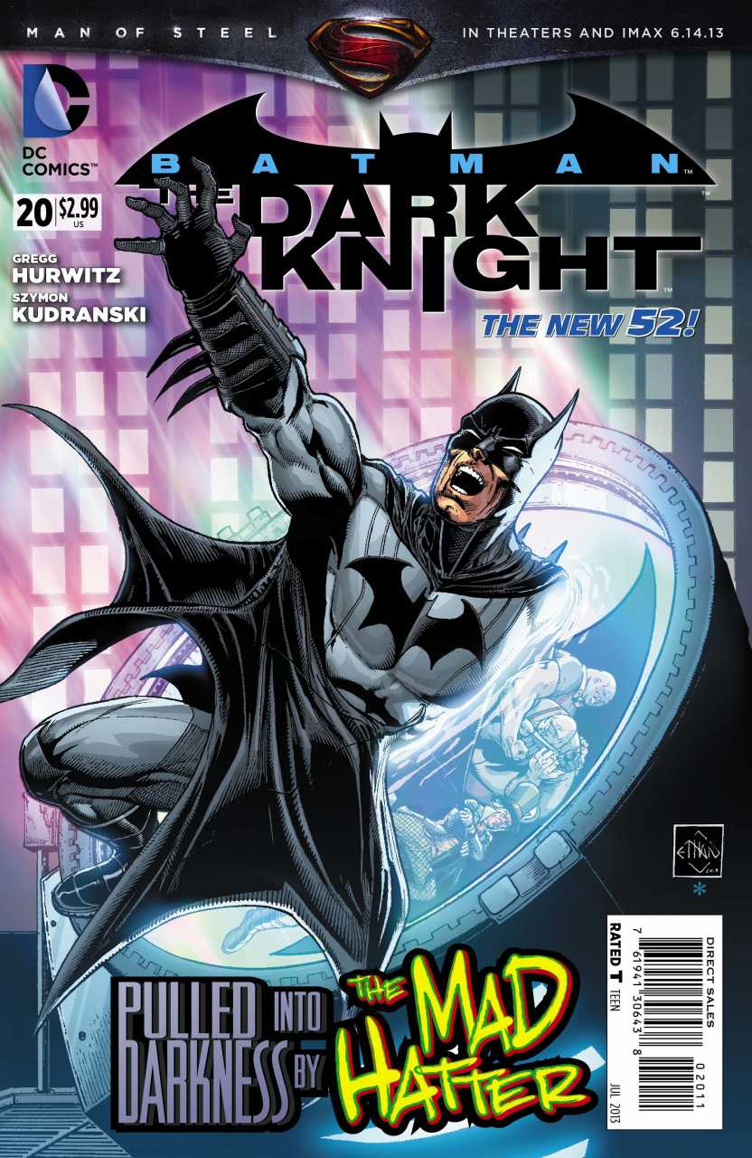 Batman: The Dark Knight (The New 52) #20