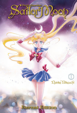 Sailor Moon - Eternal Edition Volume 1