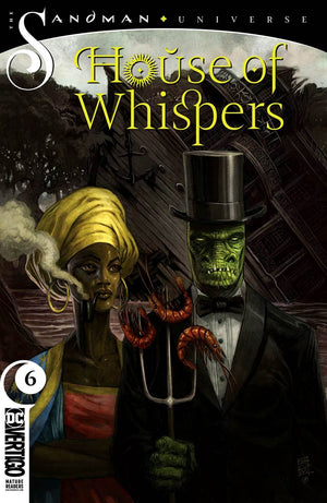 House of Whispers (2018) #06