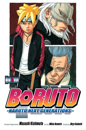Boruto Volume 6 - Naruto Next Generations