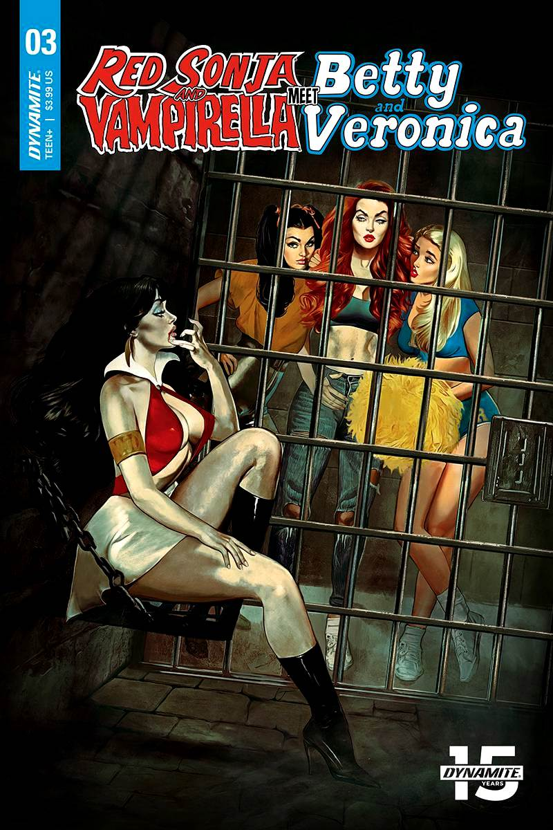 Red Sonja and Vampirella Meet Betty and Veronica (2019) #03