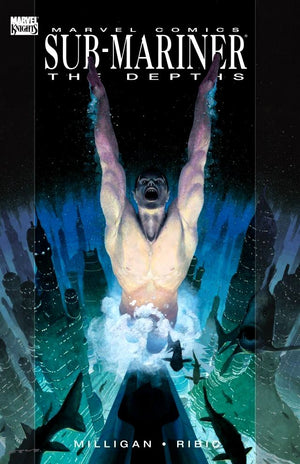 Sub-Mariner: The Depths - New Printing