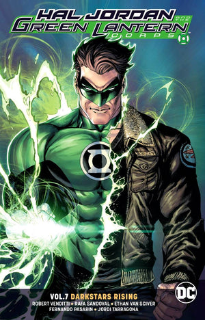 Hal Jordan and the Green Lantern Corps (DC Universe Rebirth) Volume 7: Darkstars Rising