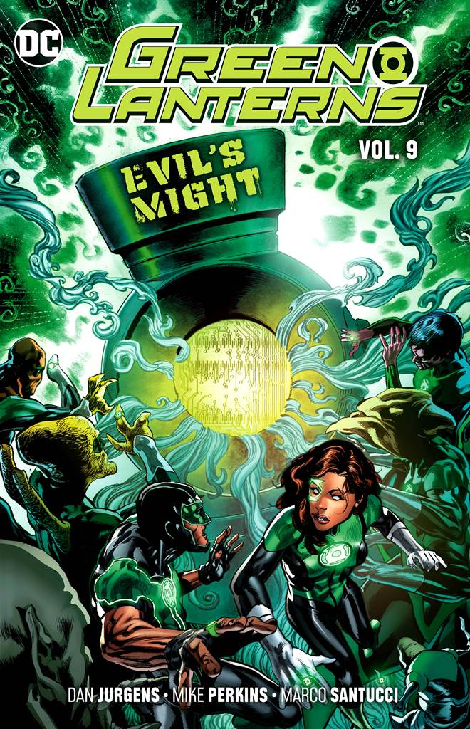 Green Lanterns (2016) Volume 9: Evil's Might