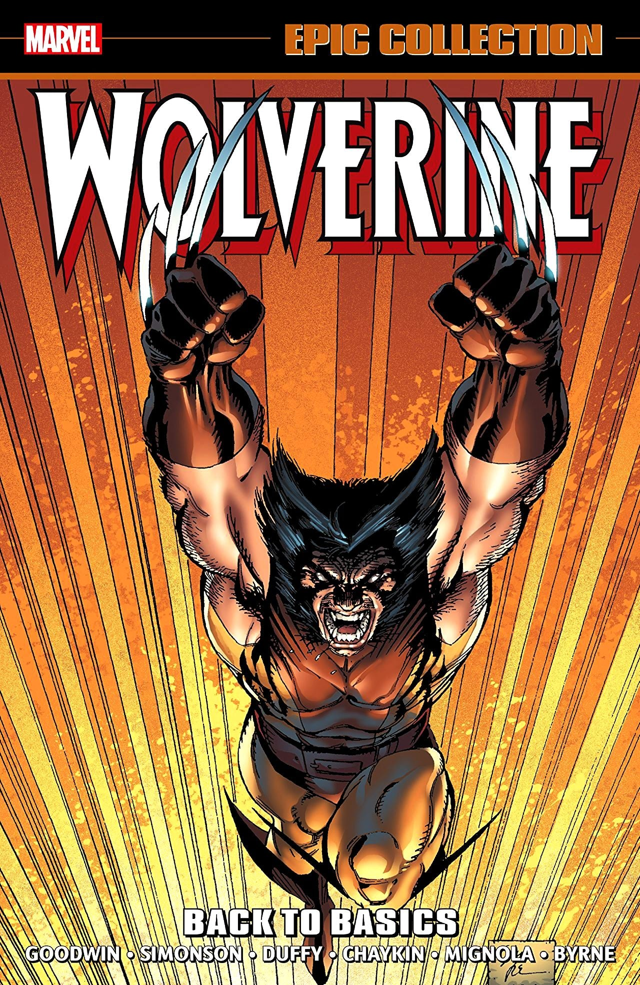 Wolverine: Back to Basics