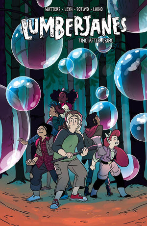 Lumberjanes Volume 11: Time After Crime