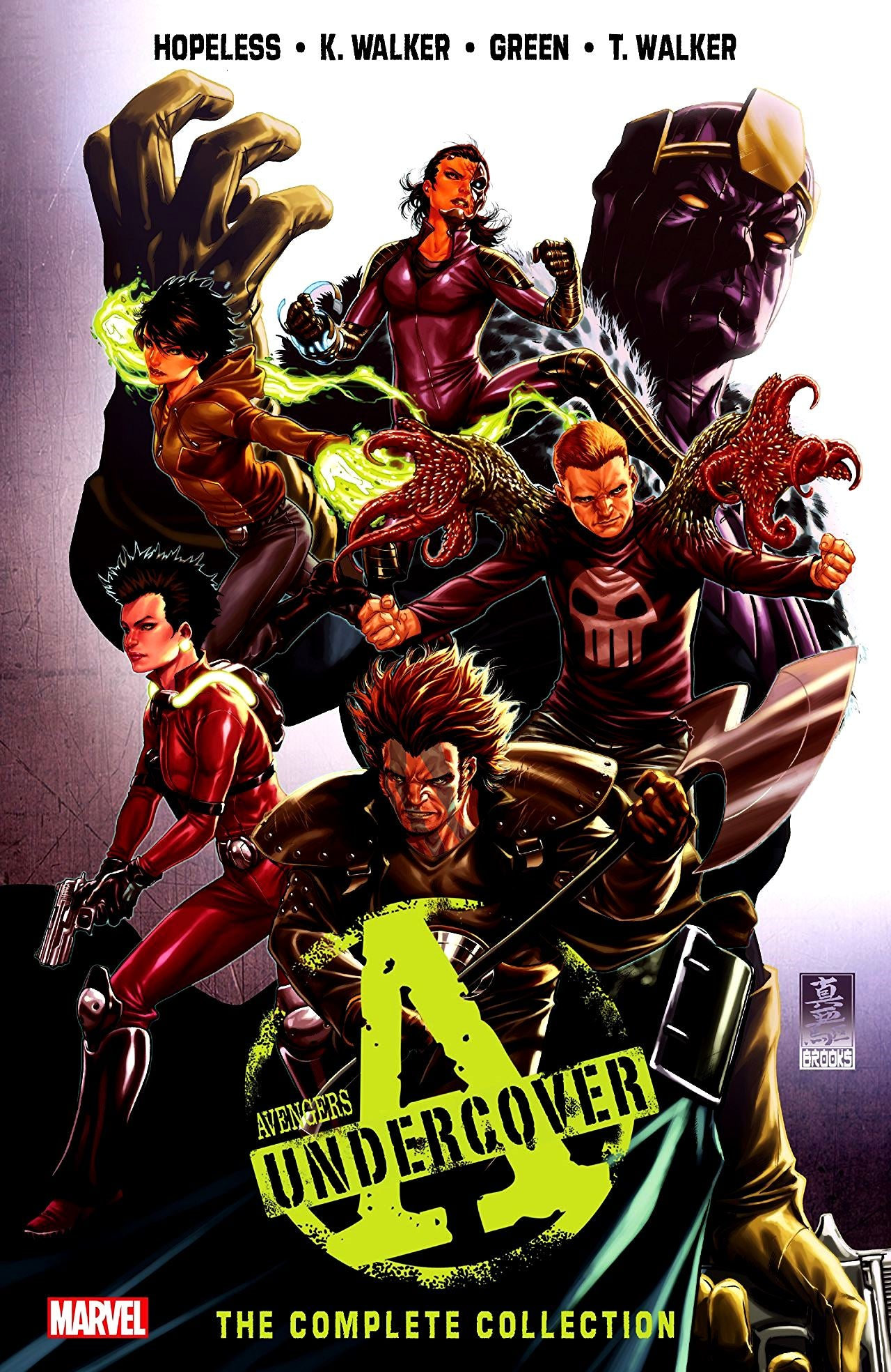 Avengers Undercover - The Complete Collection