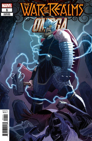 War of the Realms Omega (2019) #1 (One-Shot) Ron Garney Cover