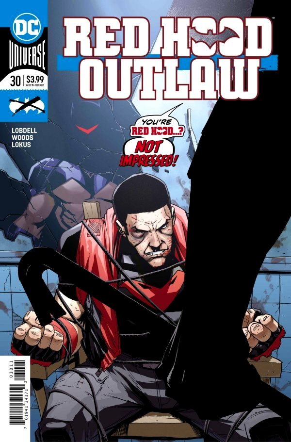 Red Hood: Outlaw (2016) #30
